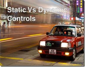 StaticVsDynamicControls