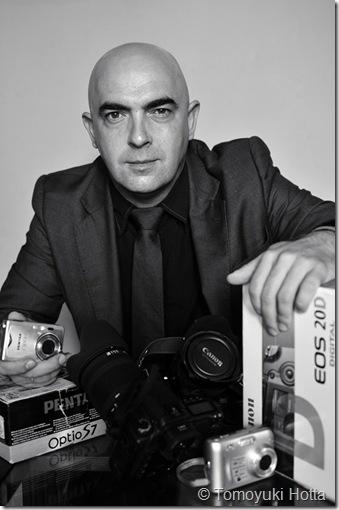 Tomoyuki Hotta - TIENDA DE FOTOGRAFÍA