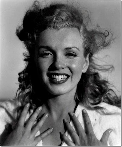 Andre de Dienes - Monroe, Marilyn - 1