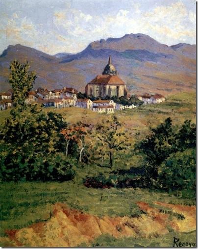 Darío de Regoyos -HERNANI 1895