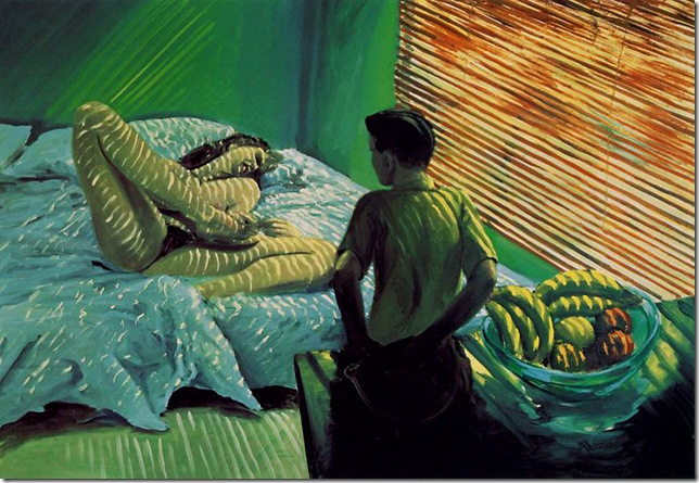 eric fischl -Bad Boy, 1981