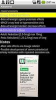 Screenshot of EMT Study Notes (not working)