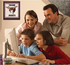 Blogol a család