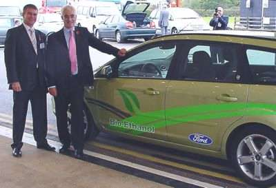 ford focus bio fuel