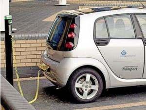 mobil bertenaga listrik