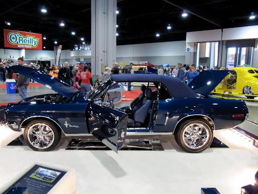 1967 Pontiac Firebird- I'm
