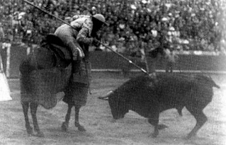 Suerte de varas peto años 30 Bilbao 001