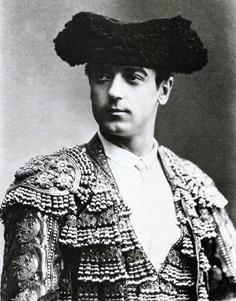 Mazzantini novillero h. 1883