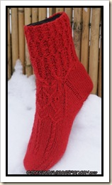 Vermeil Simi socks