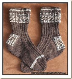 Mosaic 20 socks