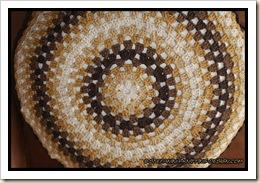 Granny Mandala boscaiolo cushion