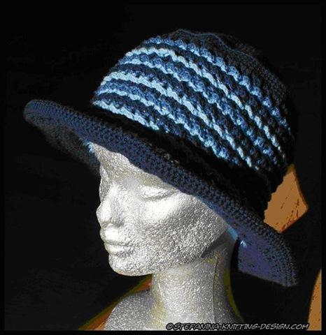 Baikka hat - profile