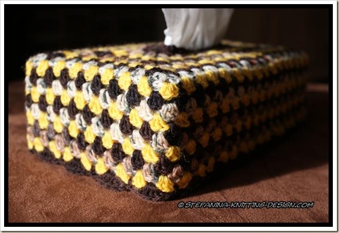 Granny Tissues box 2