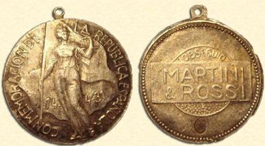 Monedas República
