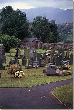 Grasmere cemetery