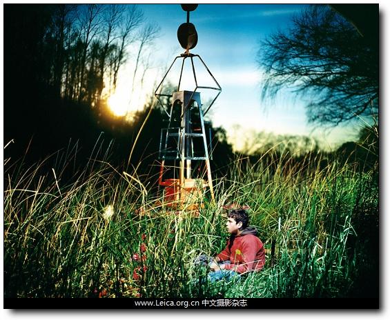 『摄影奖项』BURN新锐摄影师奖:Alejandro Chaskielberg