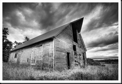Coupeville Barn