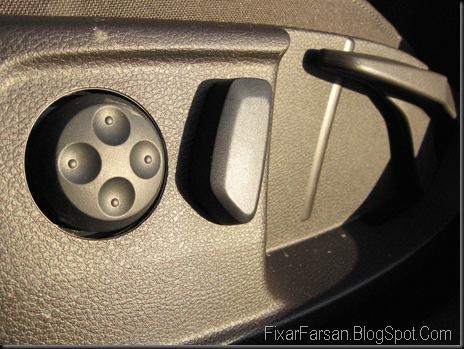 Komfort Förarstol Volkswagen Passat Masters 2011-2013