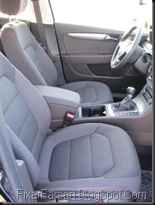 Klädsel Förarstol Framsäte Volkswagen Passat 2011