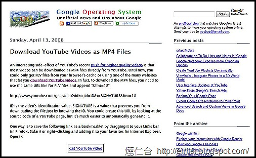 Download YouTube Videos as MP4 Files