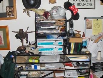 not organized