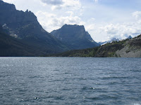 Saint Mary Lake Photo