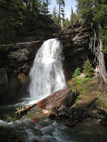 Baring Waterfall Photo