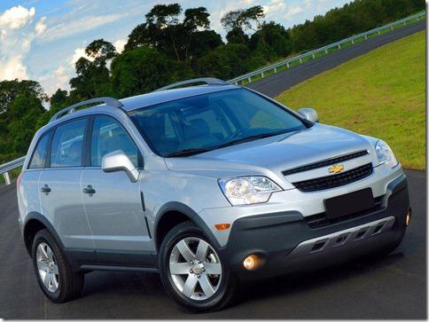 Novo Chevrolet Captiva Sport Ecotec