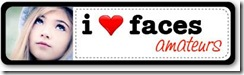 i heart faces Button - Amateurs