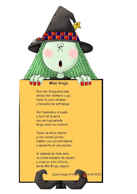 Poemas De Halloween Para Ninos