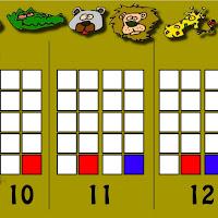 Números 10-11-12