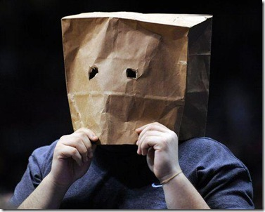 masked behind love: hey, what's with the bag?
