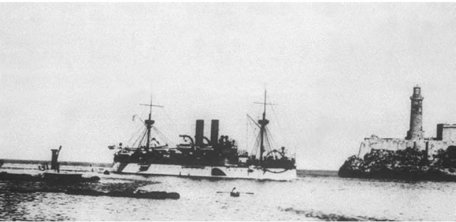 sinking uss maine essay Free essay: yellow journalism is a writing then newspaper owners william randolph hearst and joseph pulitzer began having the sinking of the uss maine all over.