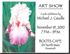 Mike's Art Show