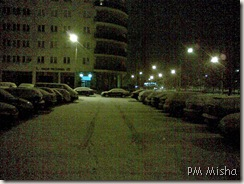 Belgradzka de noite