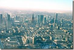 Varsóvia de inverno