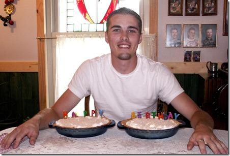 Kenny's 21st Birthday