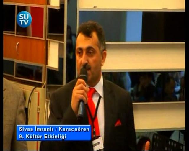 Karacaören Köyü Dernek Başkanı Bayram ÖZDEMİR'in Konuşması ...  İzlemek için lütfen filime tıklayınız...