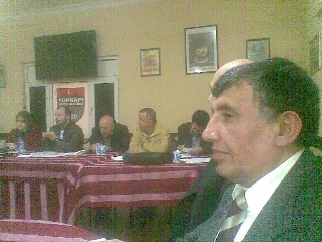 Fatih Amatör Spor Kulüpler Birliği Fatih Spor Kulüpler Başkanları Sorunları Toplantısı!