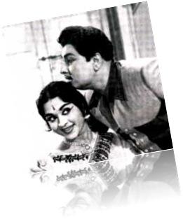 MGR Saroja Devi Combo from Enga Veetu Pillai