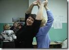 ДЭИР-Омск-2008 апр. Тренинг у  Филипповой Ж.В._слева Баталова О.А