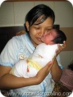 Mama Yeyen dengan Vilono Ridho Pratama