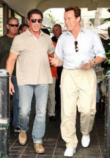 Stallone e Schwarzenegger 2