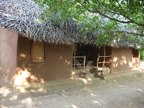 mudhouse mud house hotel anamaduwa puttalam sri lanka clay walled bed room with thatched roof exterior