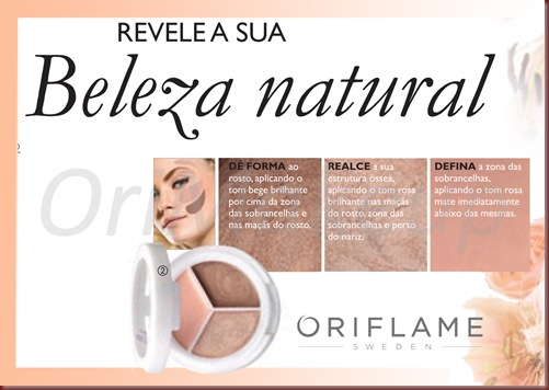 Kit Realce Oriflame Beauty