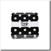 csn black and white coasters