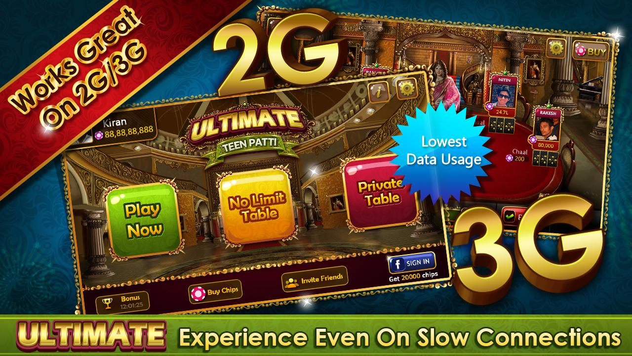 Ultimate Teen Patti Screenshot 16
