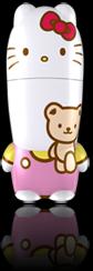 Hello Kitty® Teddy Bear MIMOBOT®