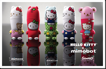 Hello Kitty® MIMOBOTS®