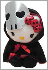 Hello Kitty x Momoberry Halloween Plush